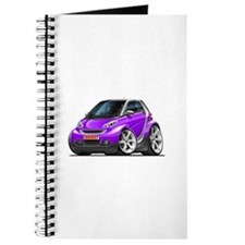 Smart Purple Car Journal