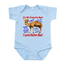 Hump Day Camel Best Seller Infant Bodysuit