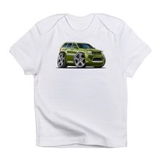 Jeep Cherokee Ivy Car Infant T-Shirt