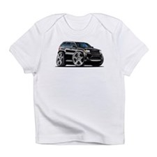 Jeep Cherokee Black Car Infant T-Shirt