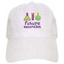 Future Scientist Science Baseball Cap