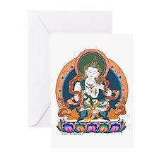 Vajrasattva Greeting Cards (Pk of 20)