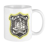 Paterson Police Coffee Mug
