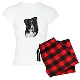 Border Collie Malcolm pajamas