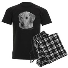 Yellow Labrador Retriever Chr Pajamas