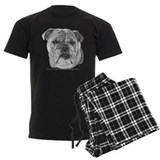 Allie, English Bulldog Pajamas