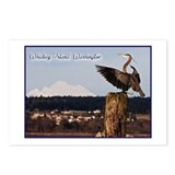 Whidbey Island Postcards (Package of 8)