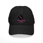 Support - Pink Black Cap