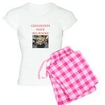geology gifts t-shirts Women's Light Pajamas