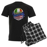 Italian American Men's Dark Pajamas