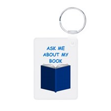 author gifts t-shirts Keychains