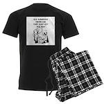 doctor joke Men's Dark Pajamas