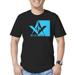 Blue Lodge Men's Fitted T-Shirt (dark)