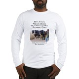 Unique Driving mules Long Sleeve T-Shirt