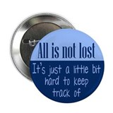 "All is not Lost 2.25"" Button (10 pack)"