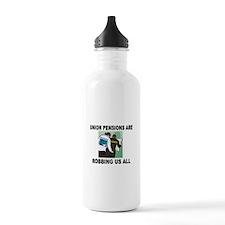 FIGHT BACK Water Bottle