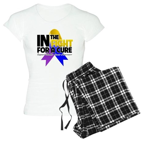 In The Fight - Bladder Cancer Women's Light Pajama