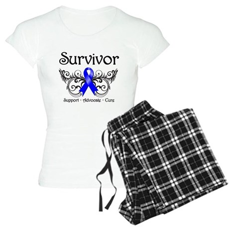 Survivor - Colon Cancer Women's Light Pajamas