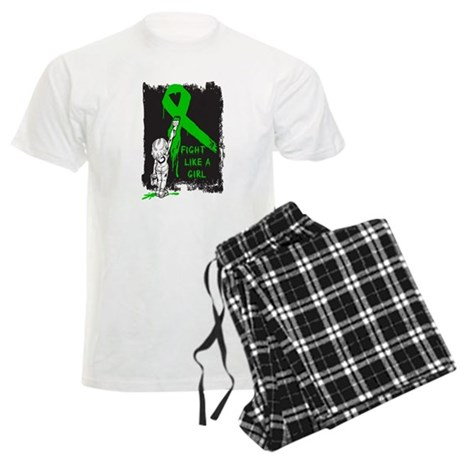 Graffiti FLAG Bile Duct Cance Men's Light Pajamas