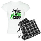 Hope Love Cure Bile Duct pajamas
