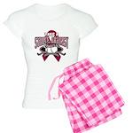 Take a Strike - Myeloma Women's Light Pajamas