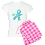 Strength - Ovarian Cancer Women's Light Pajamas