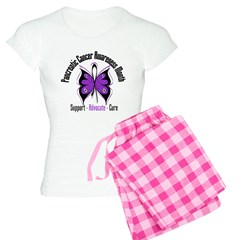 Pancreatic Cancer Month Women's Light Pajamas