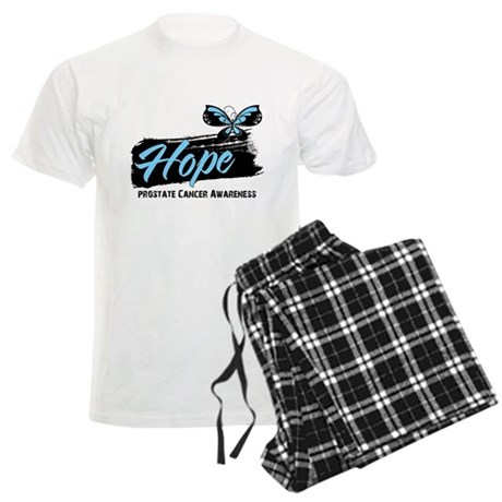Hope - Prostate Cancer Men's Light Pajamas