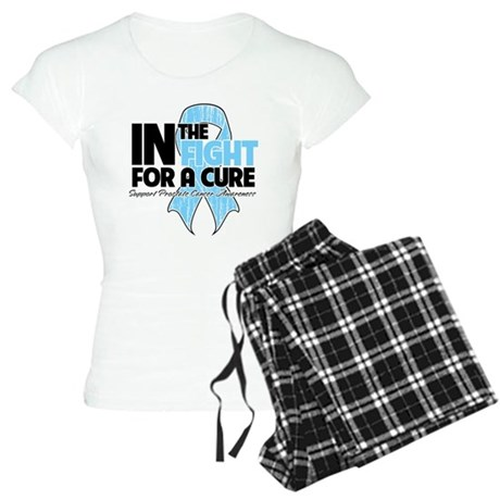 In The Fight Prostate Cancer Women's Light Pajamas