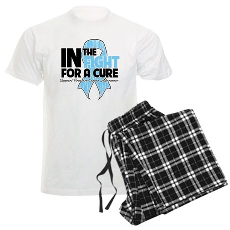 In The Fight Prostate Cancer Men's Light Pajamas