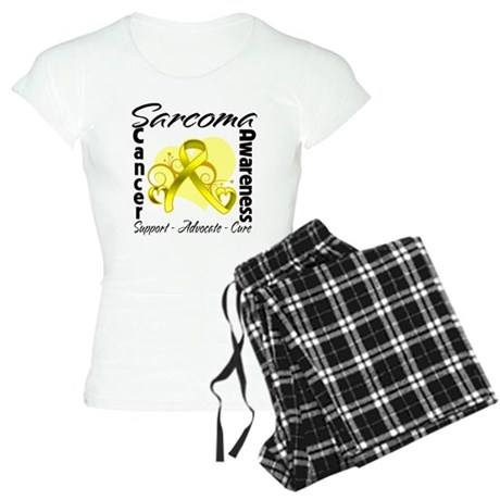 Sarcoma Awareness Women's Light Pajamas