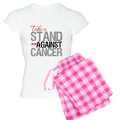 Take a Stand Against Cancer Women's Light Pajamas