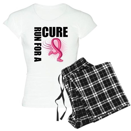 RunForACure BreastCancer Women's Light Pajamas