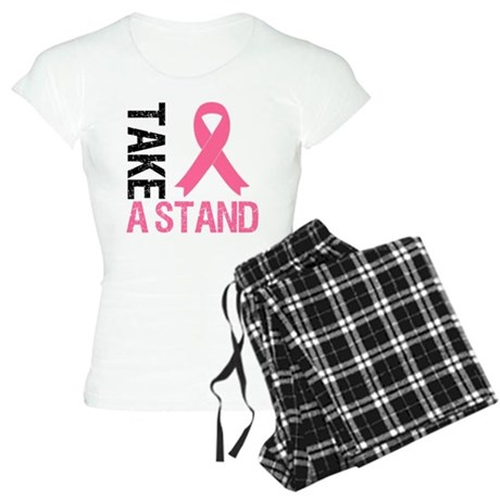 TakeAStand Breast Cancer Women's Light Pajamas