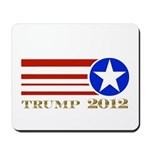 Donald Trump 2012 President Mousepad