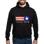 Donald Trump 2012 President Hoodie (dark)
