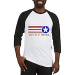 Donald Trump 2012 President Baseball Jersey