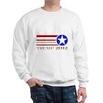 Donald Trump 2012 President Sweatshirt