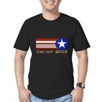 Donald Trump 2012 President Men's Fitted T-Shirt (