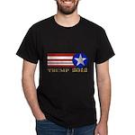 Donald Trump 2012 President Dark T-Shirt