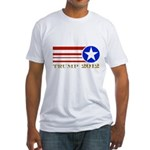 Donald Trump 2012 President Fitted T-Shirt