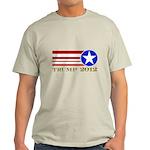 Donald Trump 2012 President Light T-Shirt