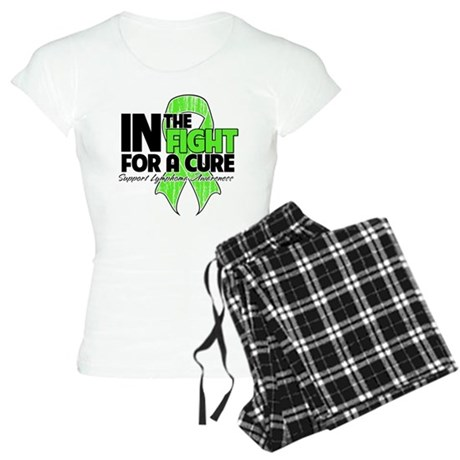 FightForaCureLymphoma Women's Light Pajamas