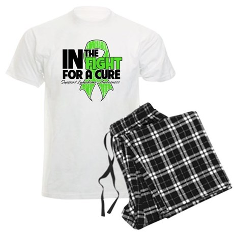 FightForaCureLymphoma Men's Light Pajamas