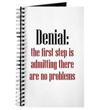 First Step of Denial Journal