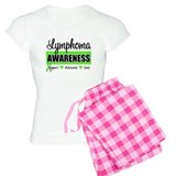Lymphoma Awareness Cure pajamas