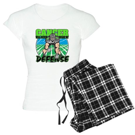 Break Defense Lymphoma Women's Light Pajamas