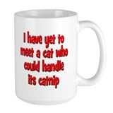Cats and Catnip Mug