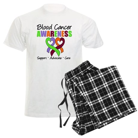 BloodCancerAwareness Men's Light Pajamas