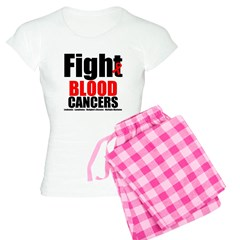 Fight Blood Cancers Women's Light Pajamas